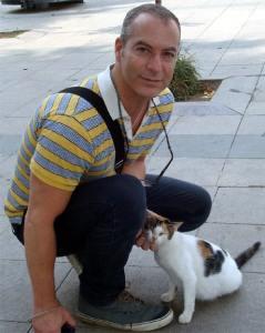 Arnold Plotnick stray cats Istanbul