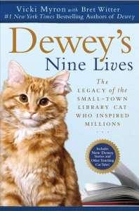Dewey's Nine Lives Vicky Myron