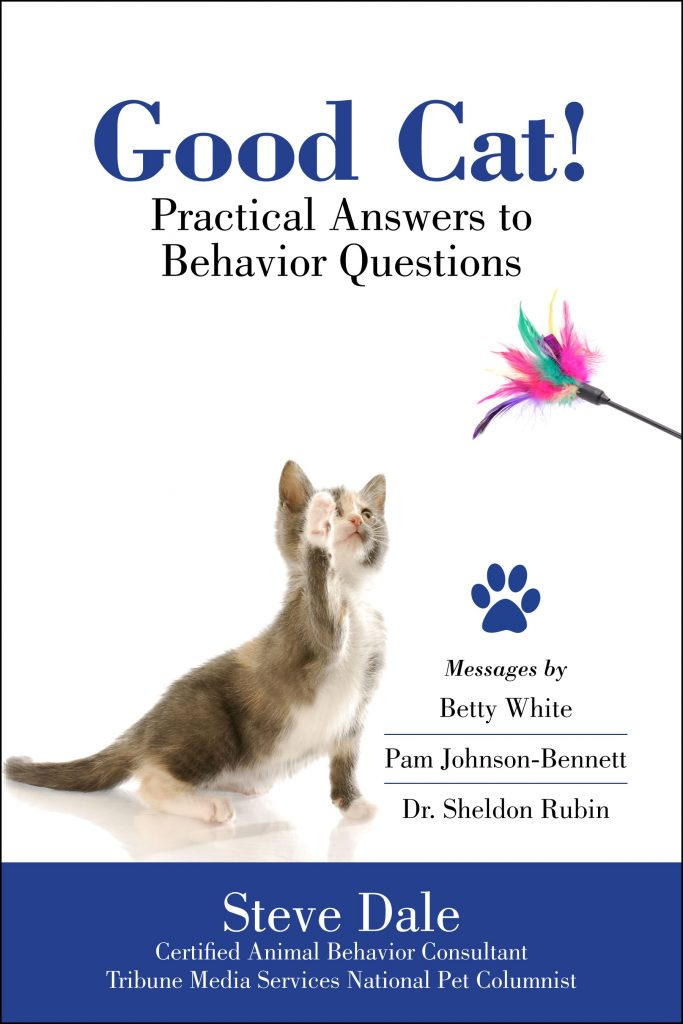 book review good cat practical answers to behavior questions by practical answers to behavior questions by steve dale