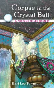 Corpse in the Crystal Ball by Kary Lee Townsend