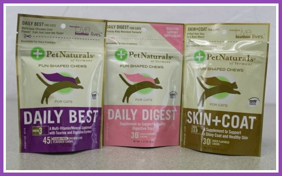 Pet Naturals Daily Best Ingredients