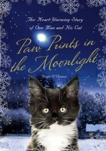 Paw Prints in the Moonlight Denis O'Connor