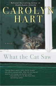 What the Cat Saw Carolyn Hart