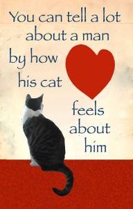 cat guy Valentine