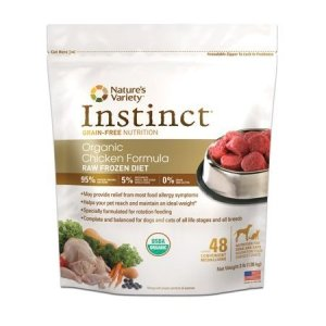 Nature's Variety Instinct Raw Organic Chicken