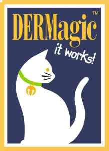 DERMagic Logo-Cat