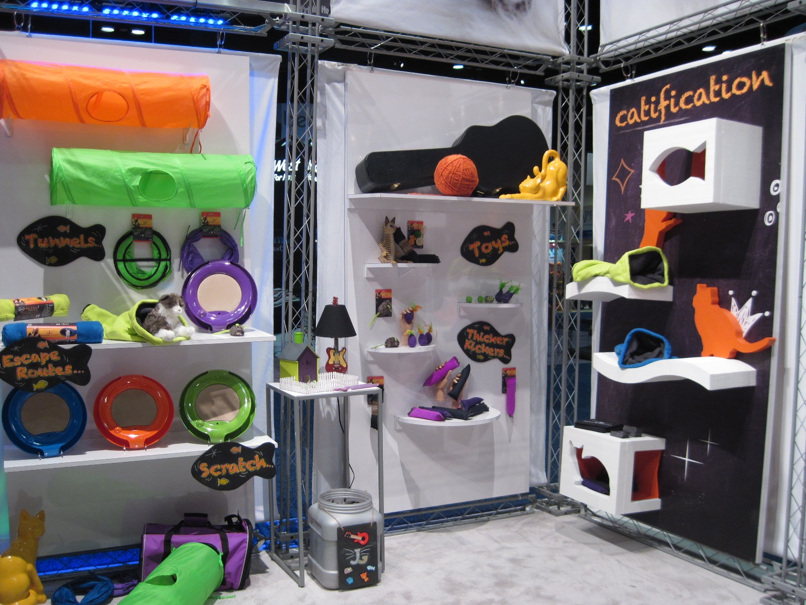 Global pet expo 2014 highlights the conscious cat for Jackson galaxy shop