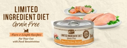 Review Merrick Limited Ingredient Diet The Conscious Cat