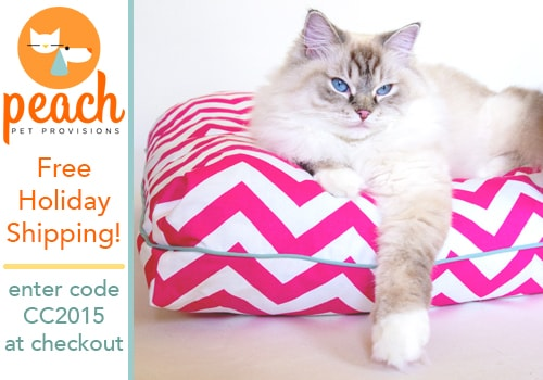 peach-pillow-bed