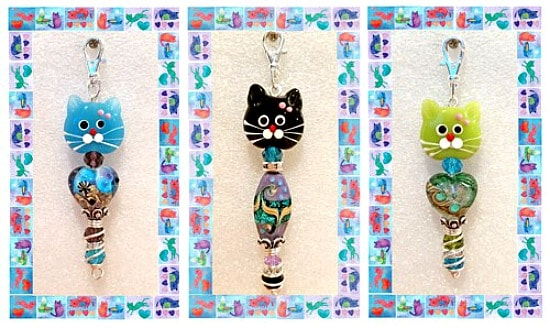 cat-zipper-pulls