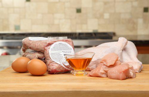 Balanced Blends Raw Chicken Dinner for Cats