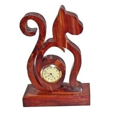 cat-clock
