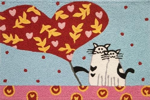 cat-rug