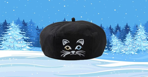 cat-beret