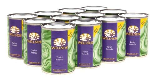 Wellness Turkey Cat Food Recall