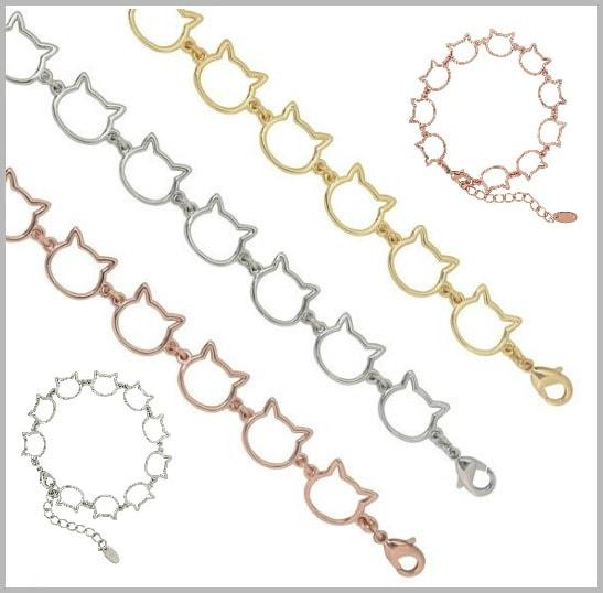 cat-chain-link-bracelet