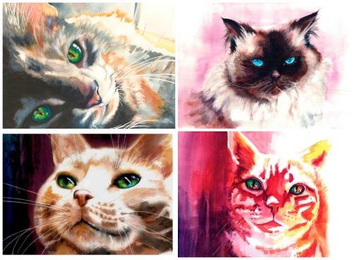 Jessica-Lindell-custom-pet-portraits