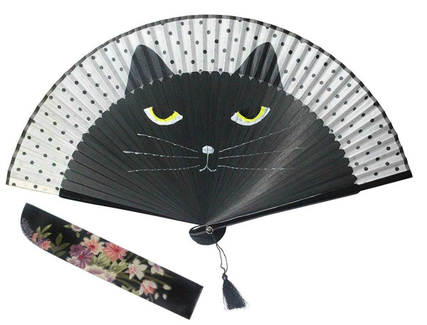 black-cat-fan