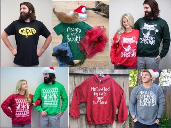 cat-t-shirts