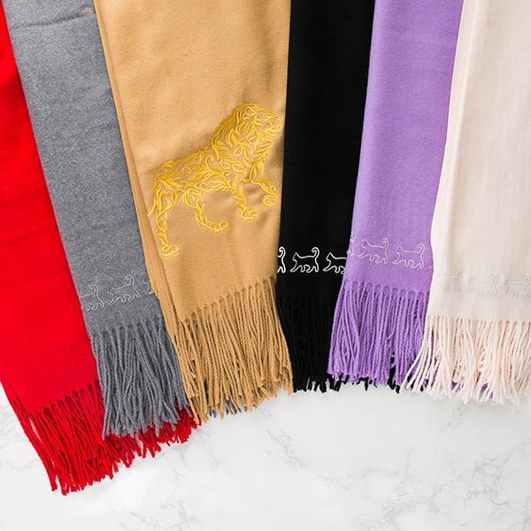embroidered-cat-scarves
