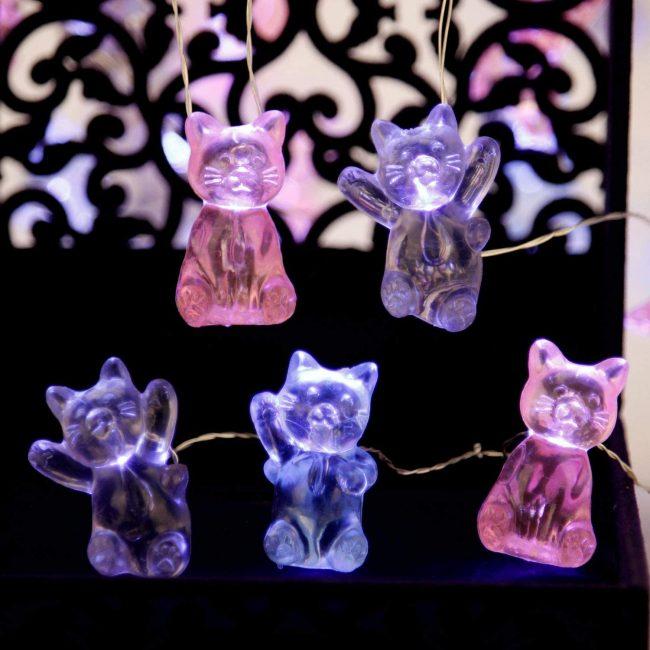 cat-lights-light-string