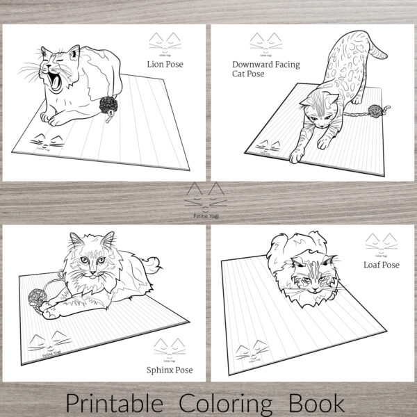cats-practicing-yoga-coloring-book