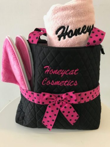 Honeycat-cosmetics-spa-basket