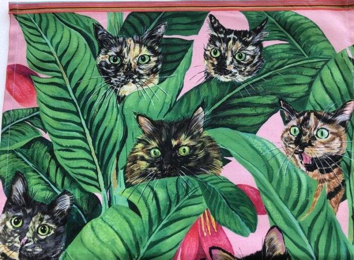cat-tea-towel