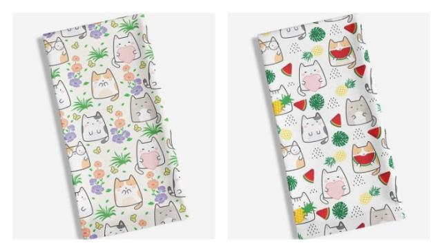cat-tea-towels-spring-summer