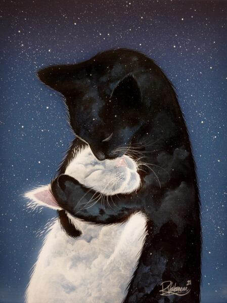 felinoo-cat-painting