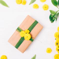 eco-friendly Diwali gift box by Be karmic