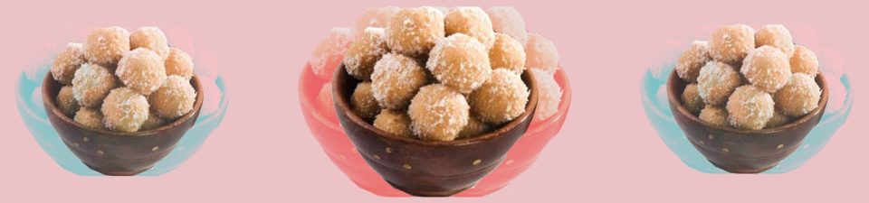 coconut til laddu