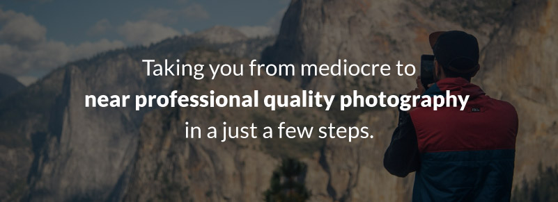 Near Professional Quality Photography with Conscious and Clear Wellness Marketing