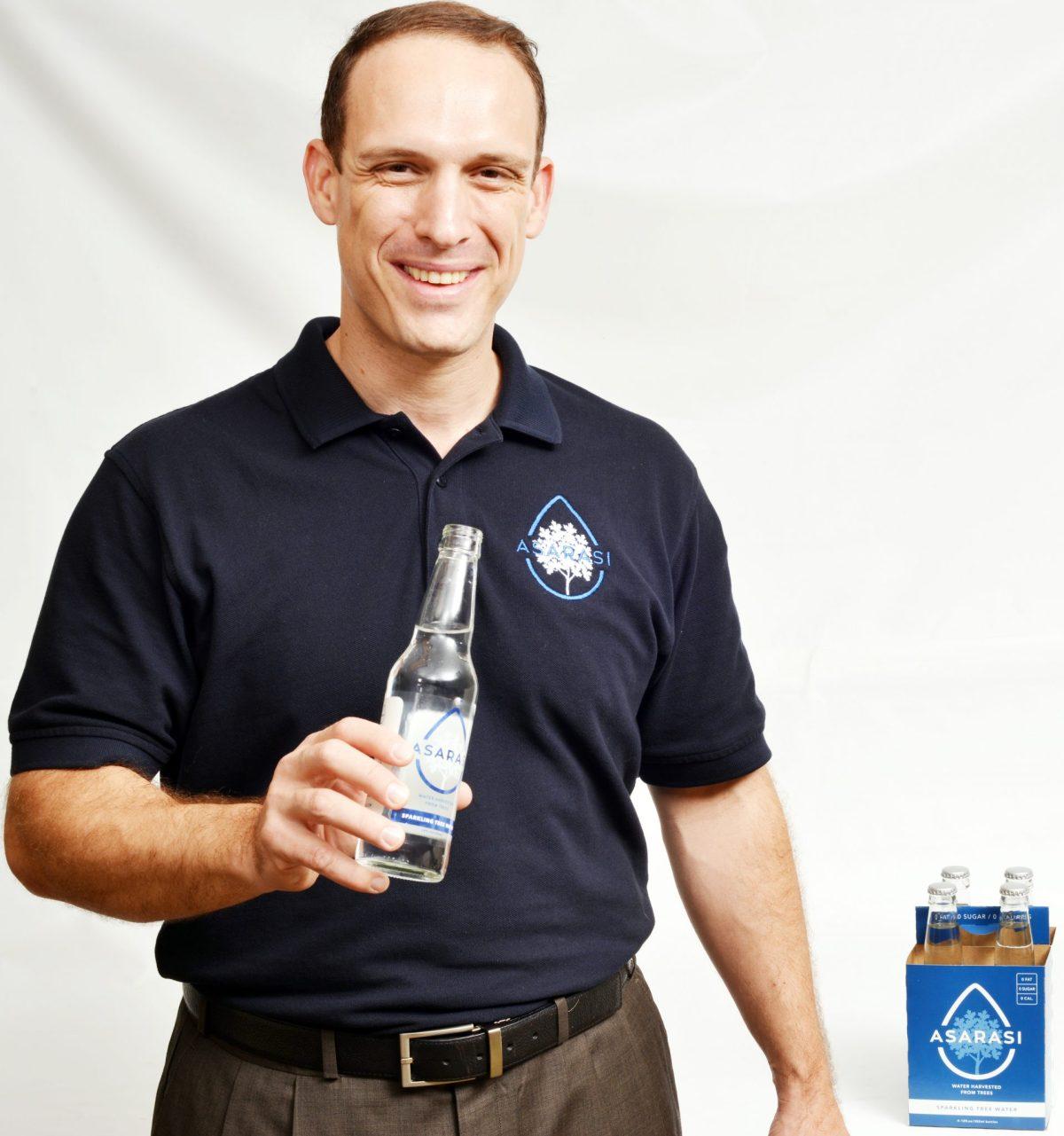 Adam Lazar, Asarasi Sparkling Tree Water