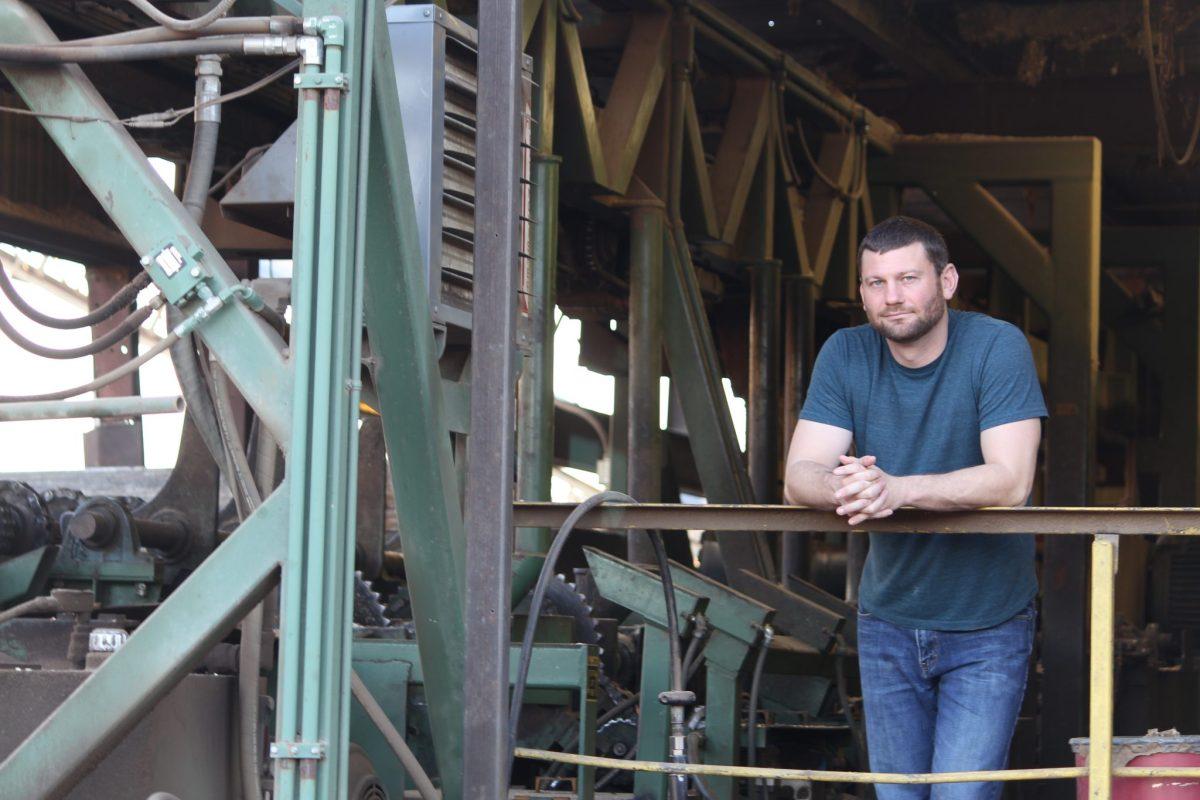 Logger Ryan Turman