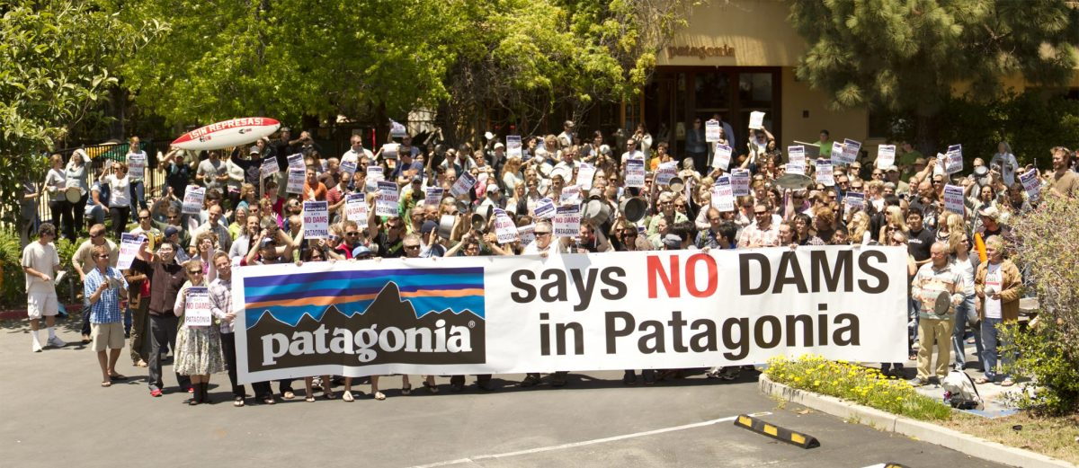 """Patagonia funded the award-winning documentary film """"Damnation"""" as part of its environmental advocacy."""