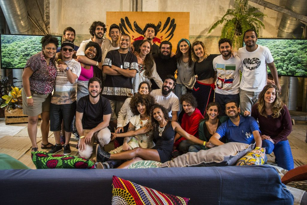 Red Bull Amaphiko Academy for social entrepreneurs
