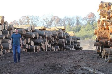"""Ryan Turman runs a logging business that shares many traits with more traditionally """"conscious"""" companies."""
