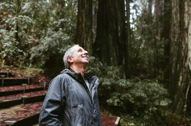 1440 Conscious Leader Scott Kriens looking up