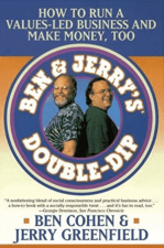 Ben and Jerry's Double Dip book