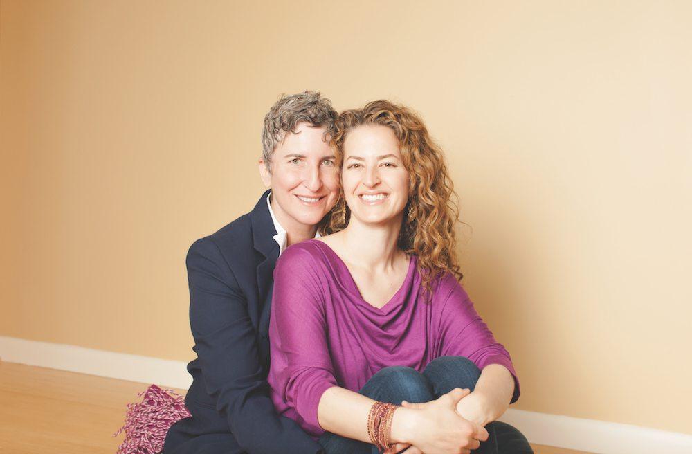 Tami Simon and Julie Kramer