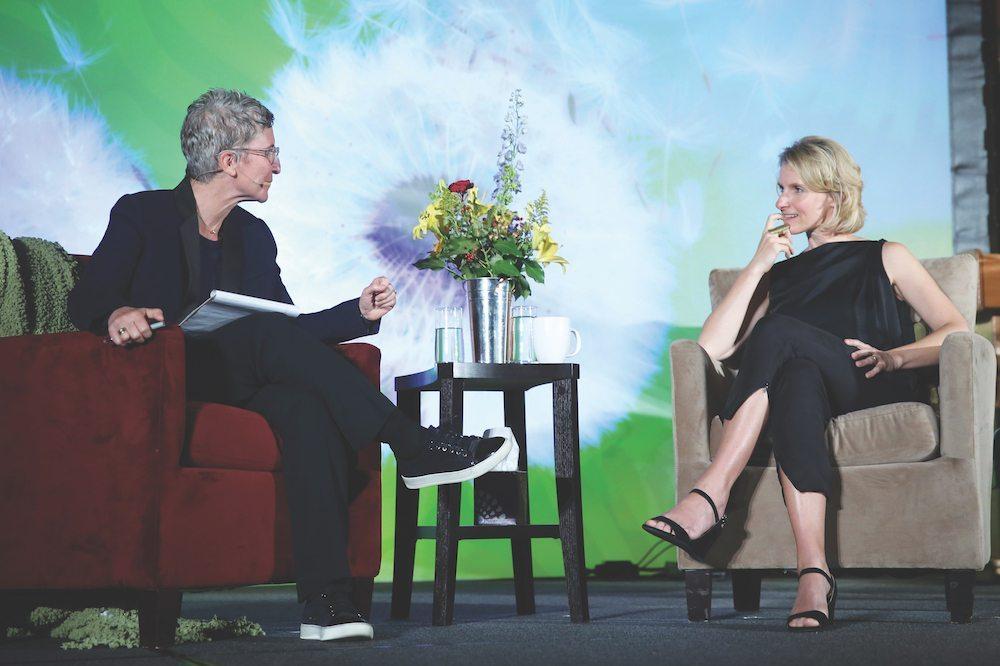Tami Simon with Elizabeth Gilbert