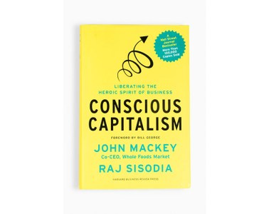 conscious capitalism book 5 years