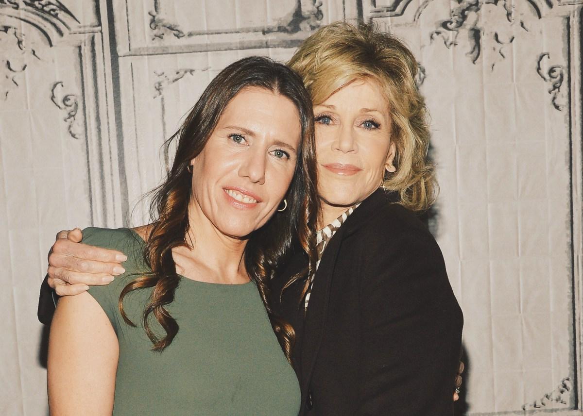 Marianne Schnall and Jane Fona