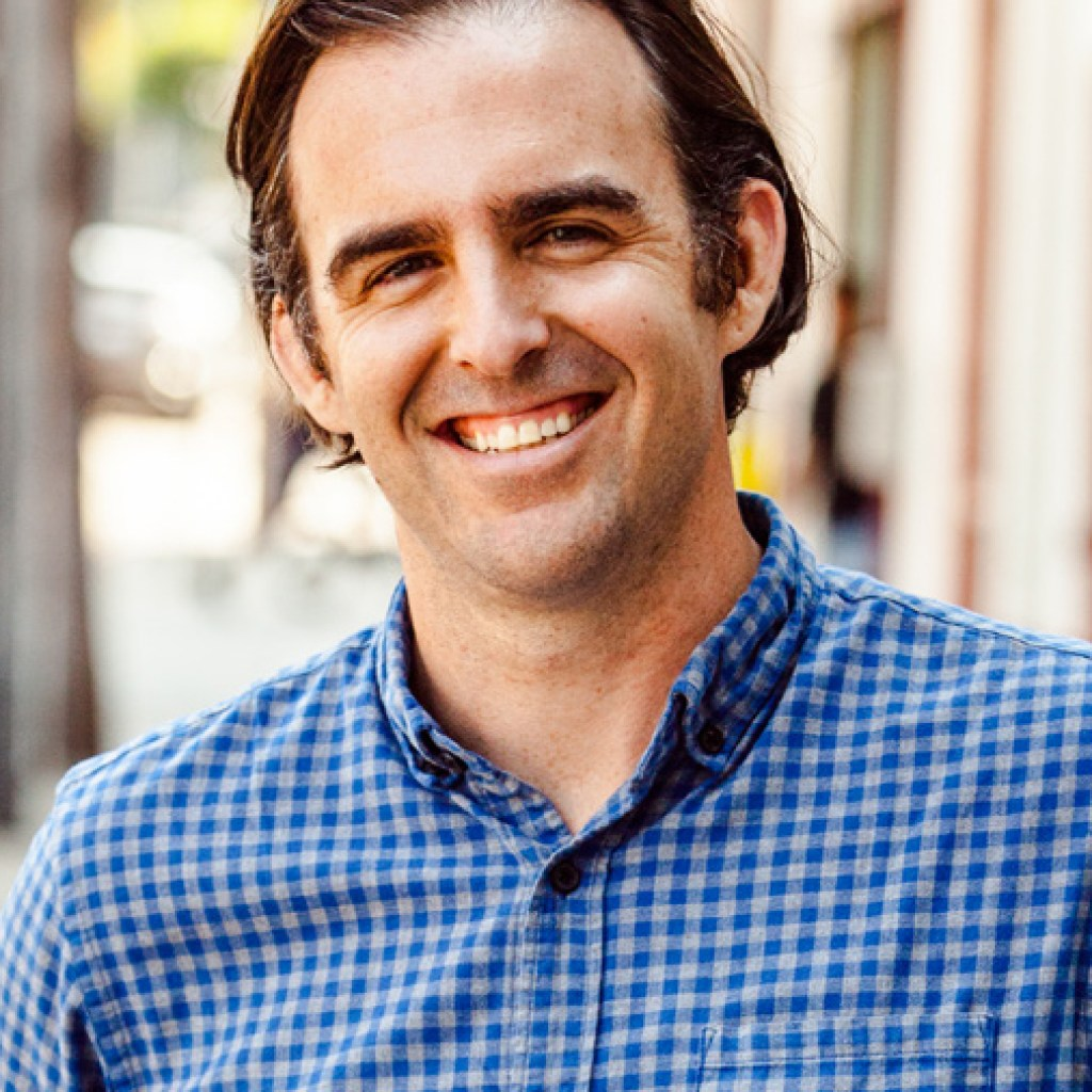 Sam Polk, founder and CEO of Everytable, which offers nutritious, fresh, made-from-scratch food at fast-food prices.