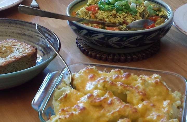 New Mexico Summer Fare… Adventures with Roasted Green Chile