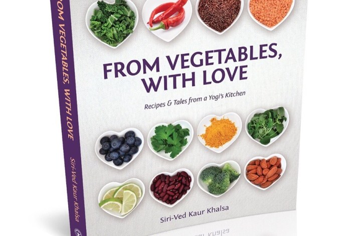 Signed Copies of <em>From Vegetables with Love </em>for Holiday Gift Giving