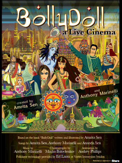 Bolly Doll poster