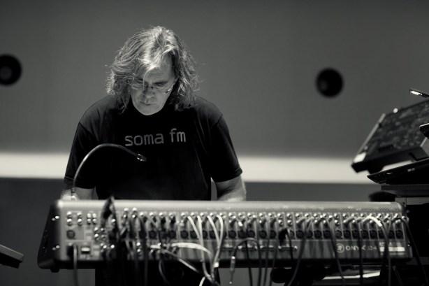 Steve Roach Soundcheck