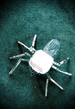 Burger Spider